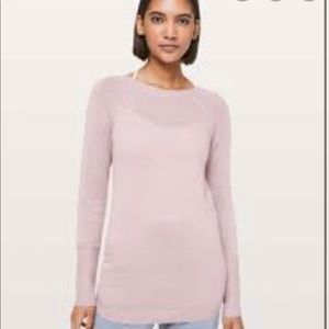 NWT Lululemon Unity Drop Back Sweater